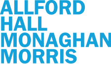 Allford Hall Monaghan Morris Logo