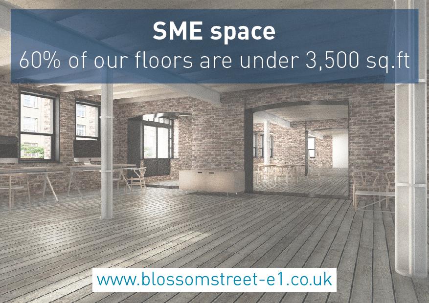 SME Space Blossom Street E1